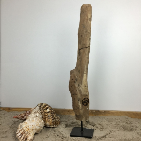Skulptur aus Drift Wood