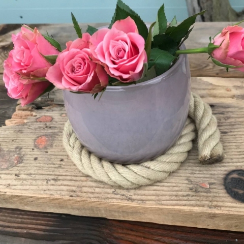 DRIFTWOOD BOWL rose